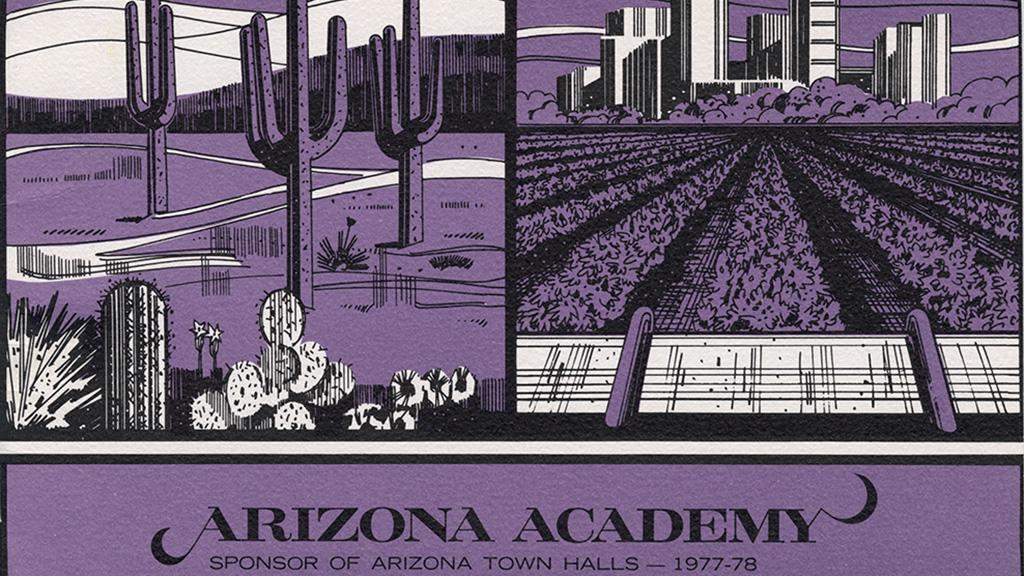 Arizona Academy Pamphlet, 1977