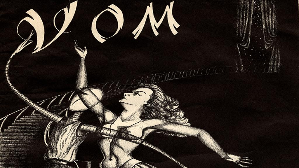 Cover of Vom #43, June, 1945