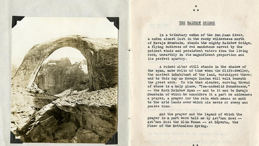 The Rainbow Bridge Special Collections