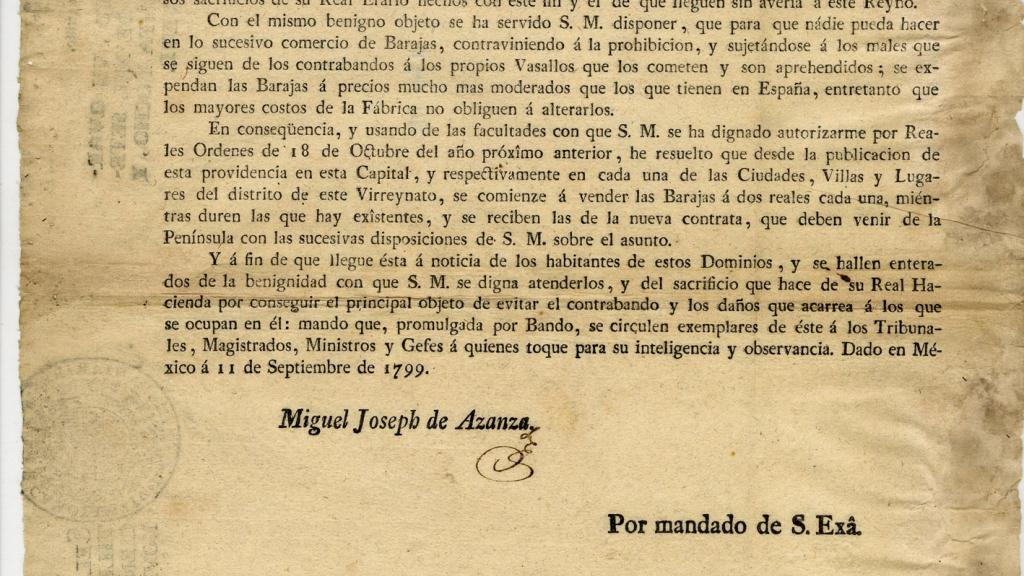 kenneth roby mexican documents collection special collections