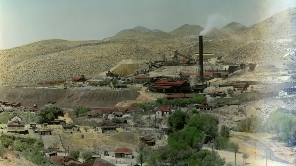 Old Dominion Mine and Smelter