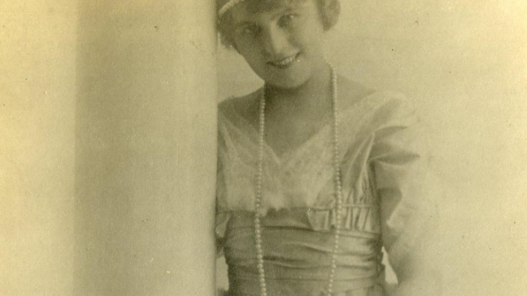 Photograph of Helen Kinsel