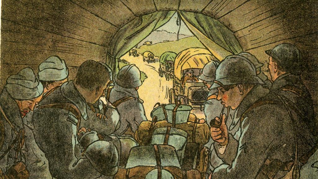 WWI Transport Drivers