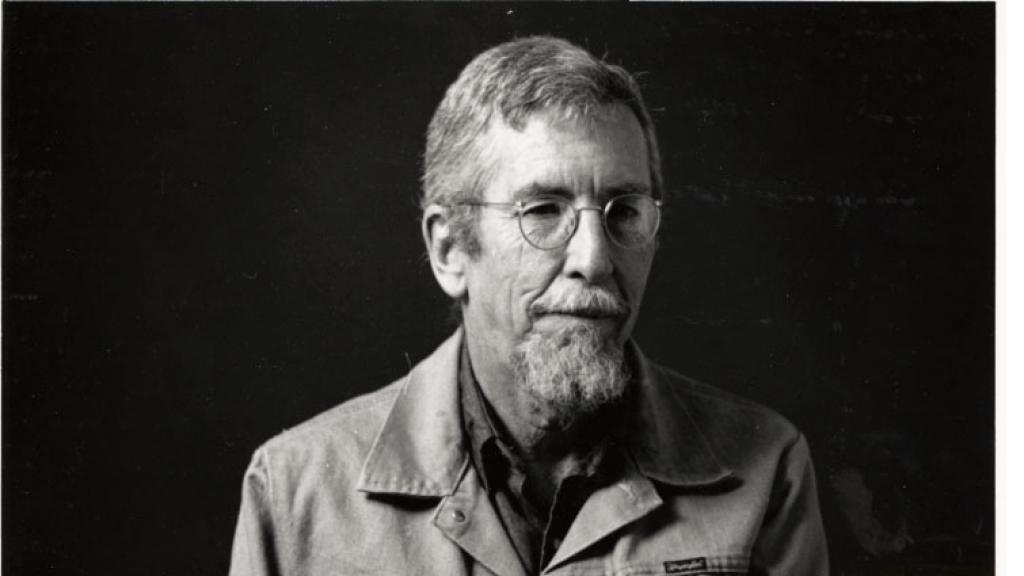 Portrait of Jim Corbett, 1991