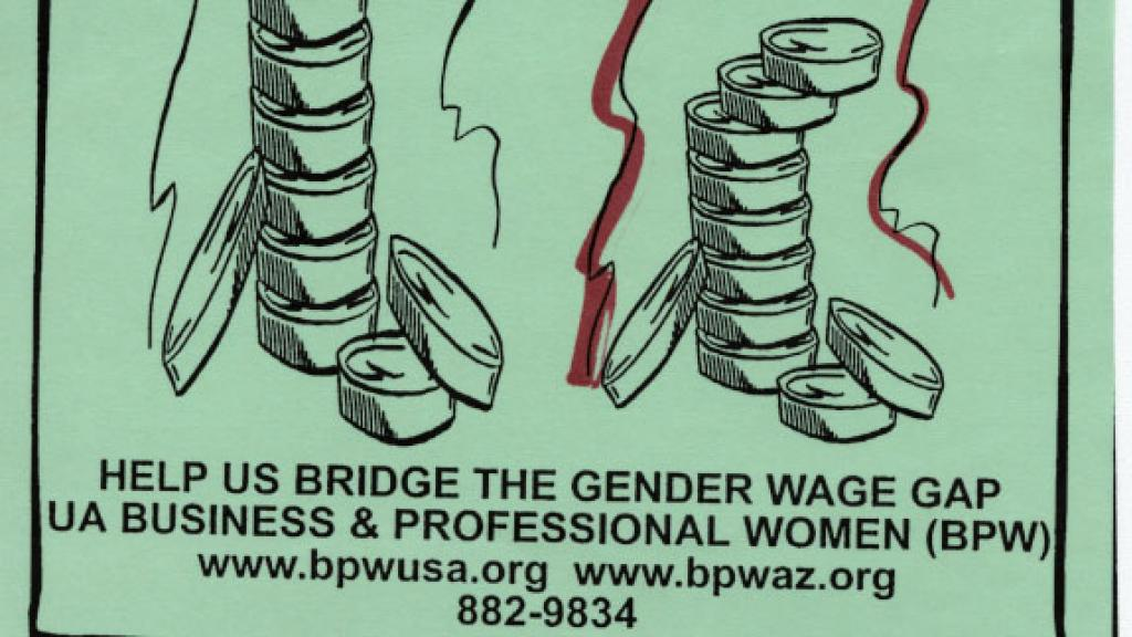 May 11 - Equal Pay Day Flyer