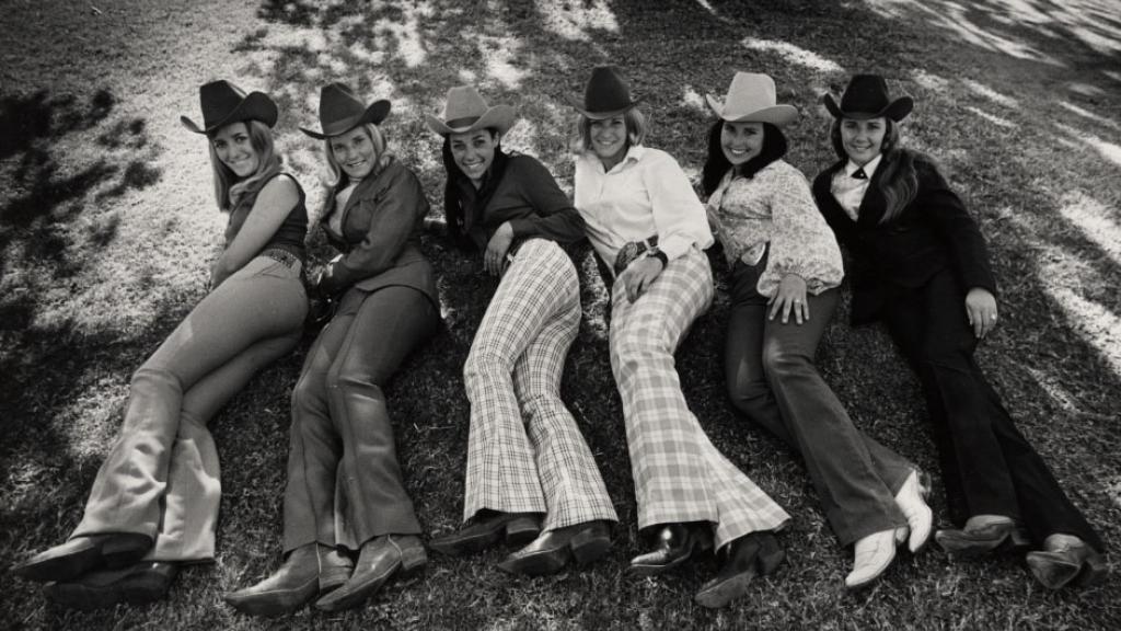 Female University of Arizona Students, circa 1970