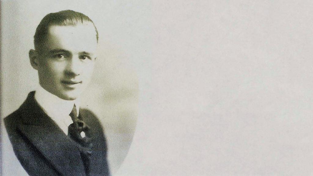 Portrait of Alfred Everett Wilson