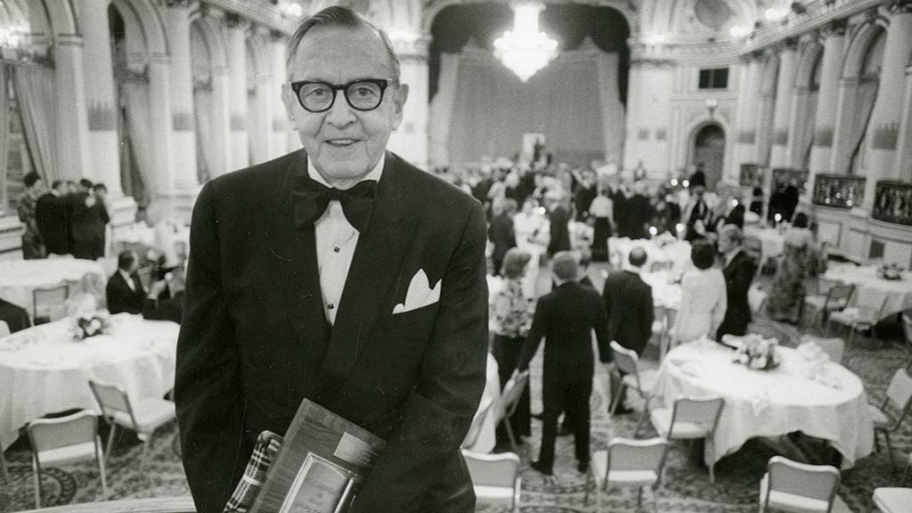 Curtis G. Benjamin, circa 1972