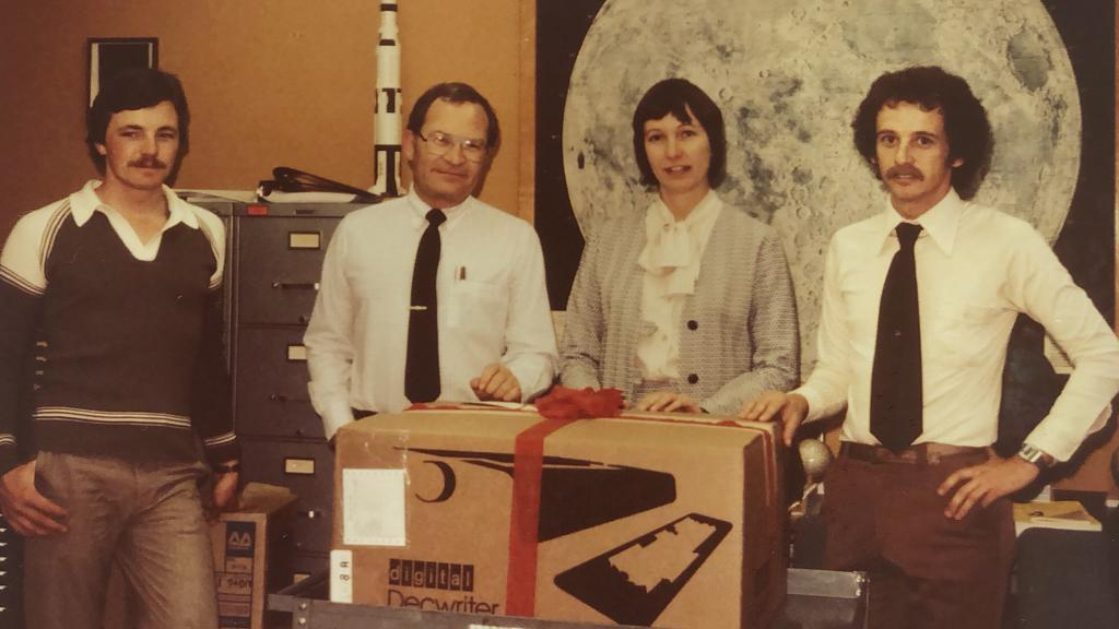 Robert Strom, Laurel Wilkening and others, 1982