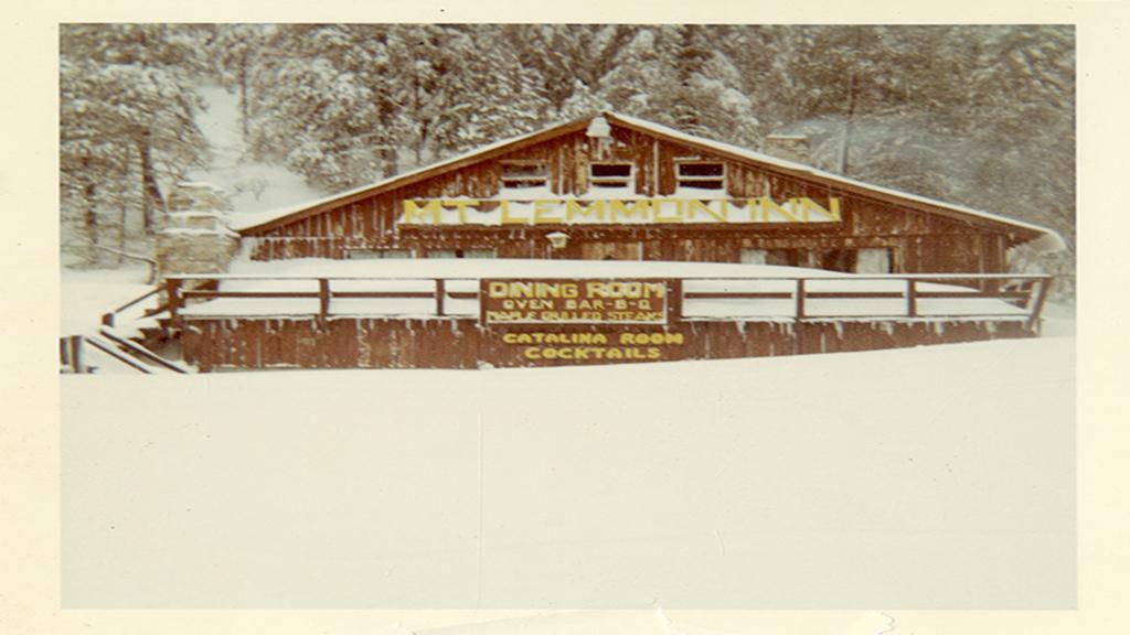 The Mount Lemmon Inn