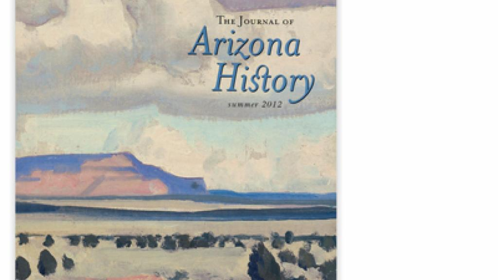Photo of The Journal of Arizona History 2012