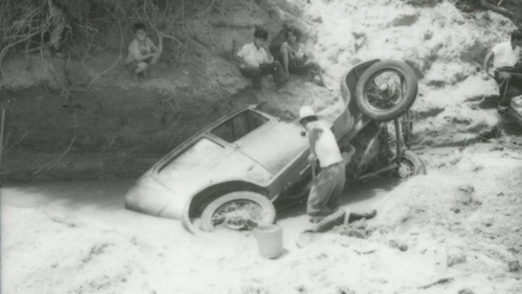 Digging Car Out, 1937