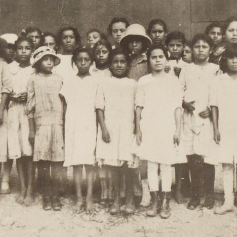 Girls of Tin Town, 1919