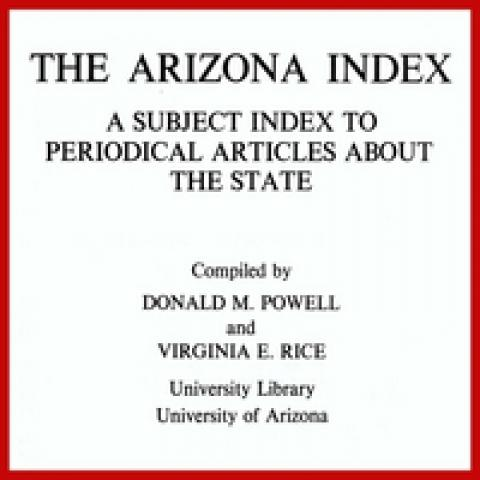 Arizona Index
